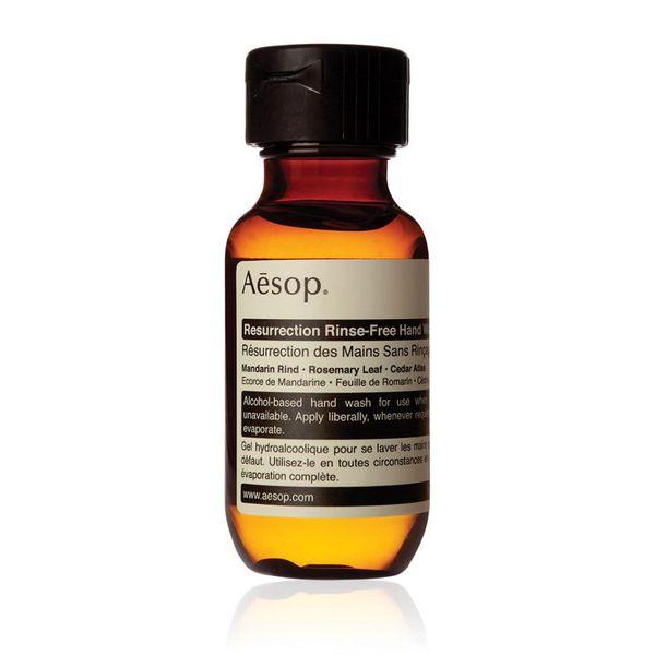 aesop rinse free hand wash - strategist spring beauty sale