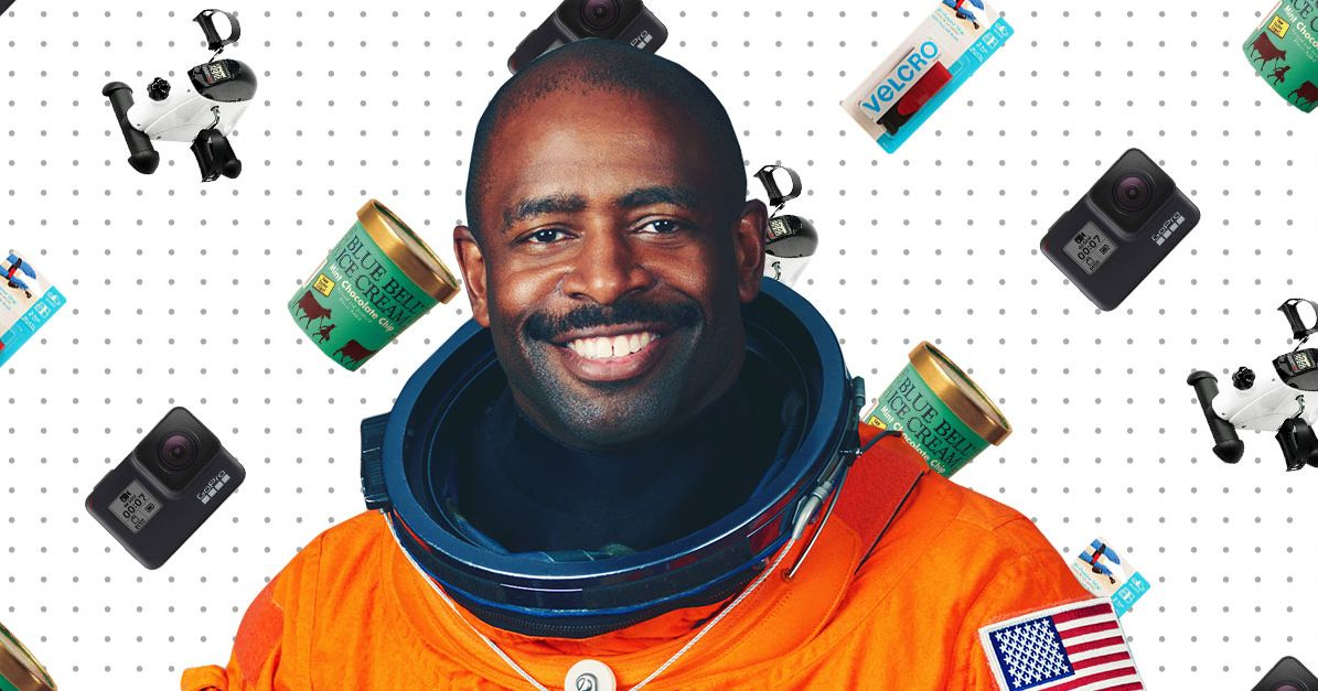 Astronaut Leland Melvin's Favorite Things for Space