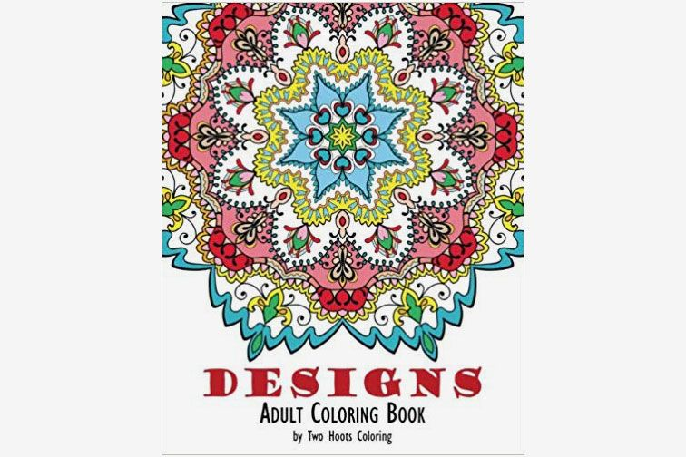 11 Best Adult Coloring Books 2019 The Strategist New York Magazine