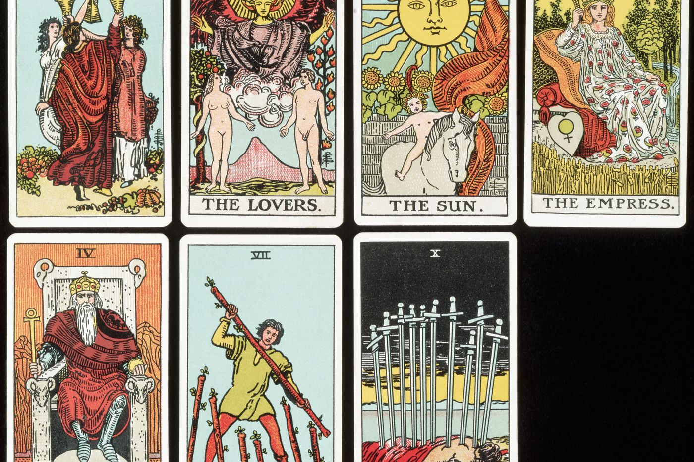 How to Read Tarot Cards A Beginner's Guide to Meanings