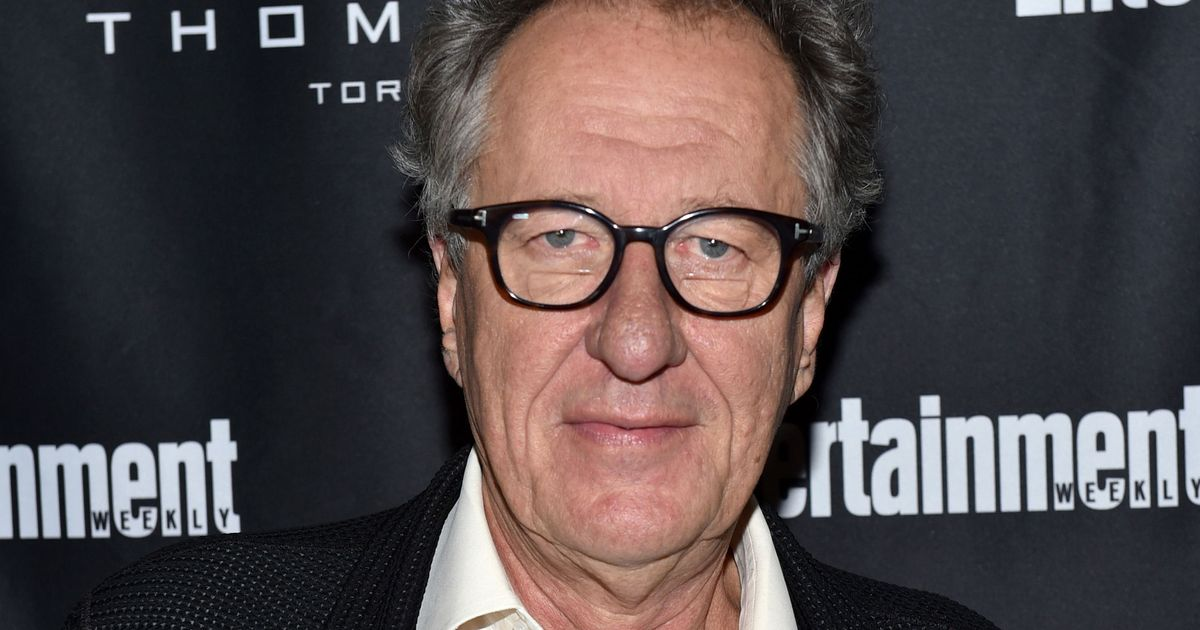 Geoffrey Rush Blames Media for 'Inappropriate Behavior' Claims Against Him