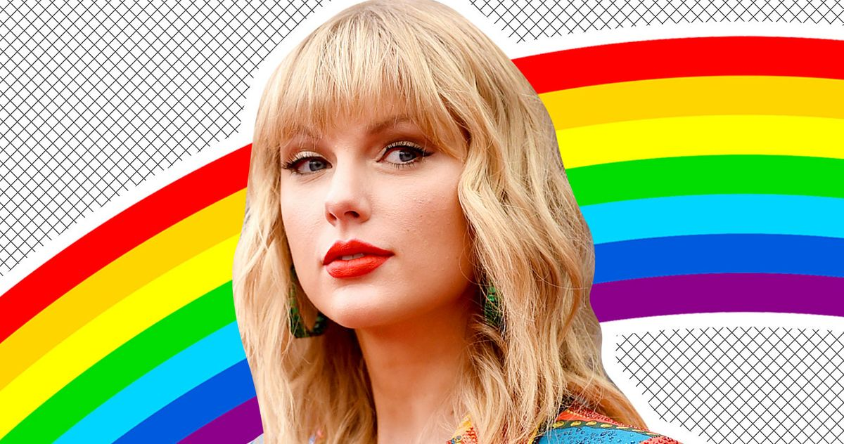 Is Taylor Swift Gay Folklore S Betty Lyrics Spark Rumors