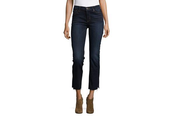 Hudson Electrify Cropped Jeans