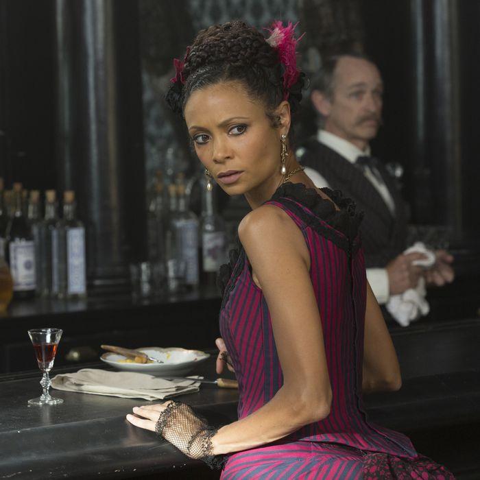 Thandie Newton as Maeve.