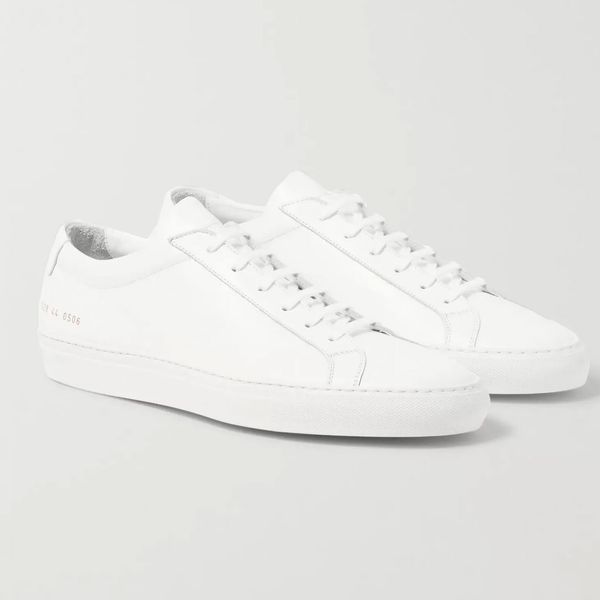 Common Projets Original Achilles Leather Sneakers