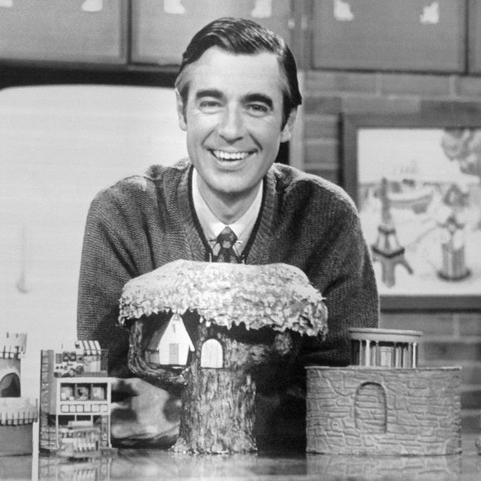Mister Rogers Neighborhood And Generation X