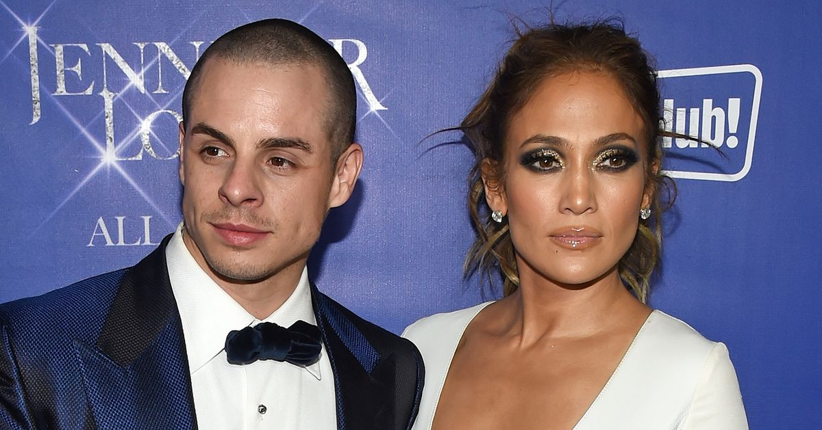 Jennifer Lopez Broke Up With Casper Smart After He Cheated