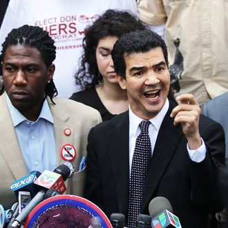 New York City Council Member Ydanis Rodriguez