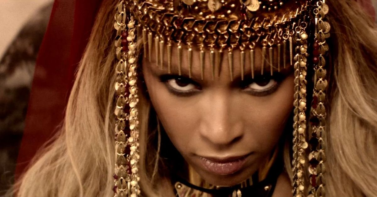 beyonc233�s new video lookbook all her �run the world