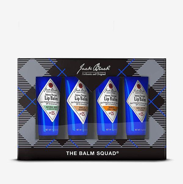 Jack Black Intense Therapy Lip Balm Squad Set