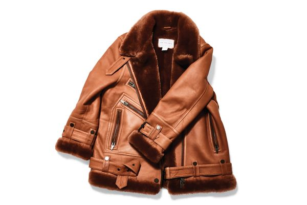 Moya III Shearling Jacket