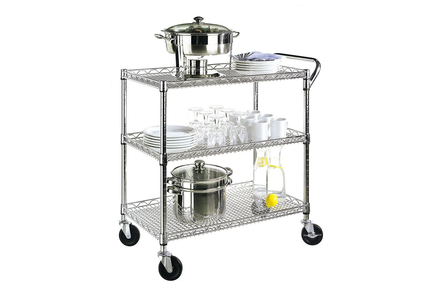 Seville Classics Industrial All-Purpose Utility Cart