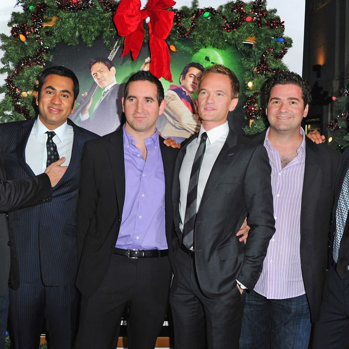 the story behind a very harold kumar 3d christmas as told by the screenwriters - Harold And Kumar 3d Christmas