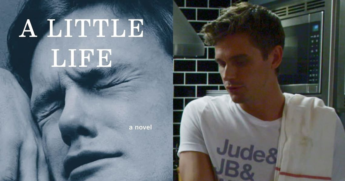 Queer Eye's Antoni Porowski Goes Deep on 'A Little Life'