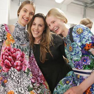 6c09be1eeb Fashion Designer Mary Katrantzou Explains Her Taste