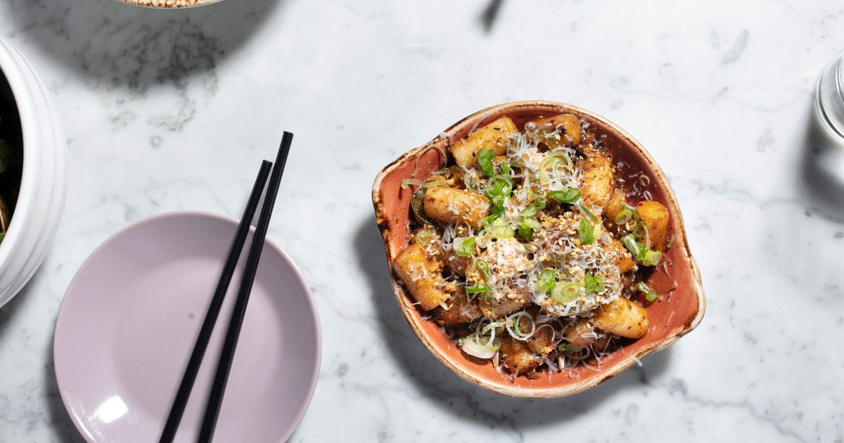 NYC's Korean-Restaurant Scene Gets Even Stronger With Nowon