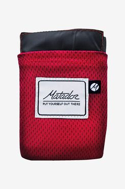 Matador Pocket Picnic Blanket with Built-in Ground Stakes