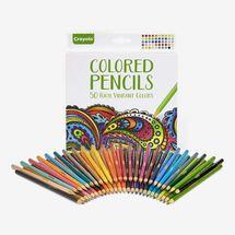 Crayola Colored Pencils, Adult Coloring