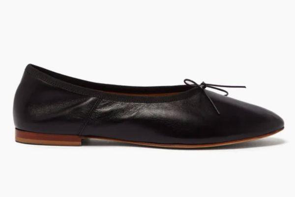 Mansur Gavriel Dream Leather Ballet Flat