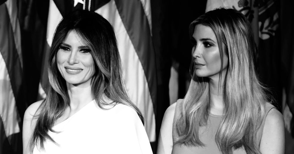 Melania and Ivanka Clashed Over Using a Black Child in a Photo Op