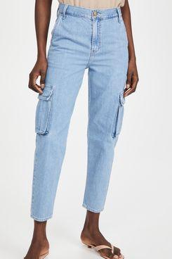 Levi's Loose Cargo Jeans