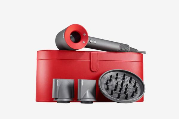 DYSON Supersonic™ Hair Dryer Gift Edition with Red Case