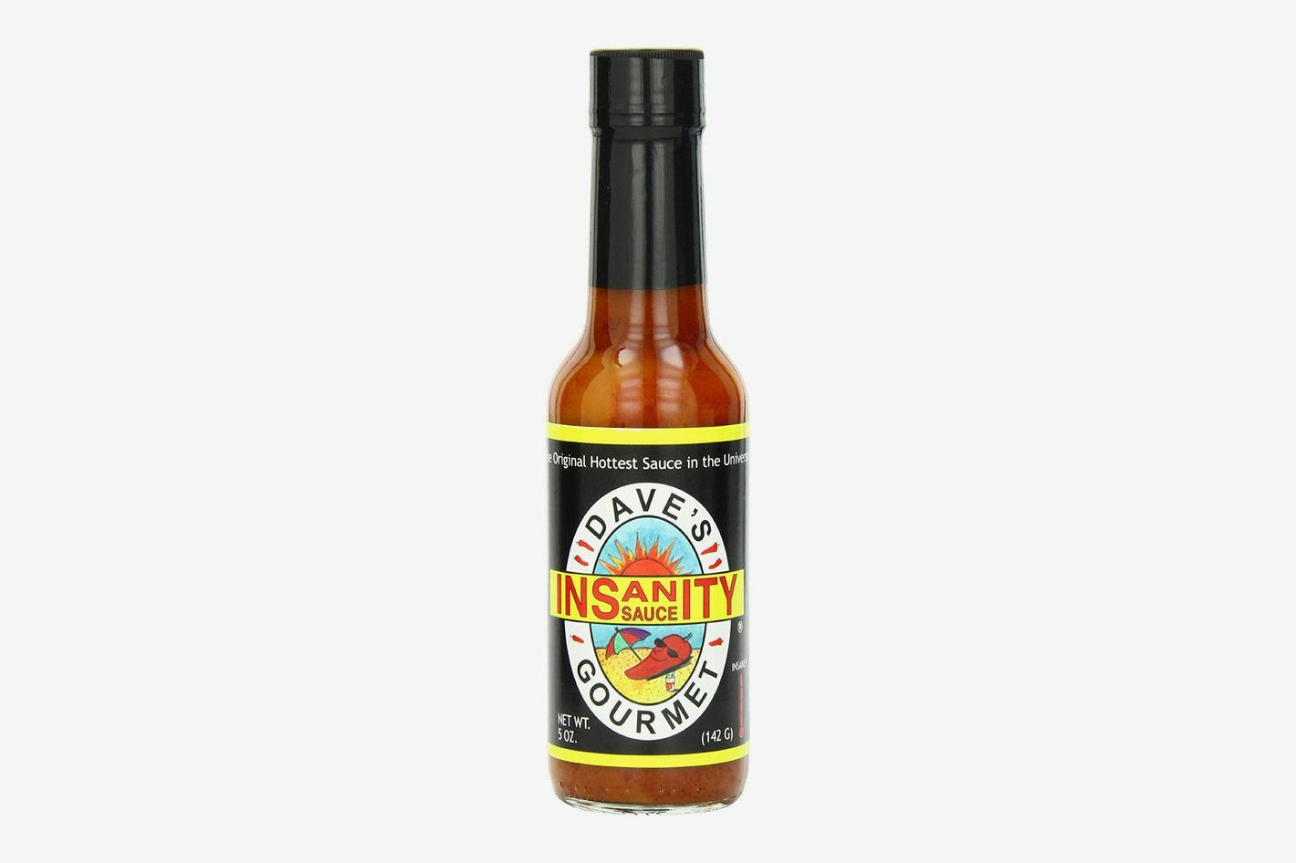 Dave's Original Insanity Hot Sauce