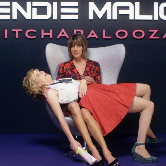 Maria Bamford as Maria, Wendie Malick as herself.