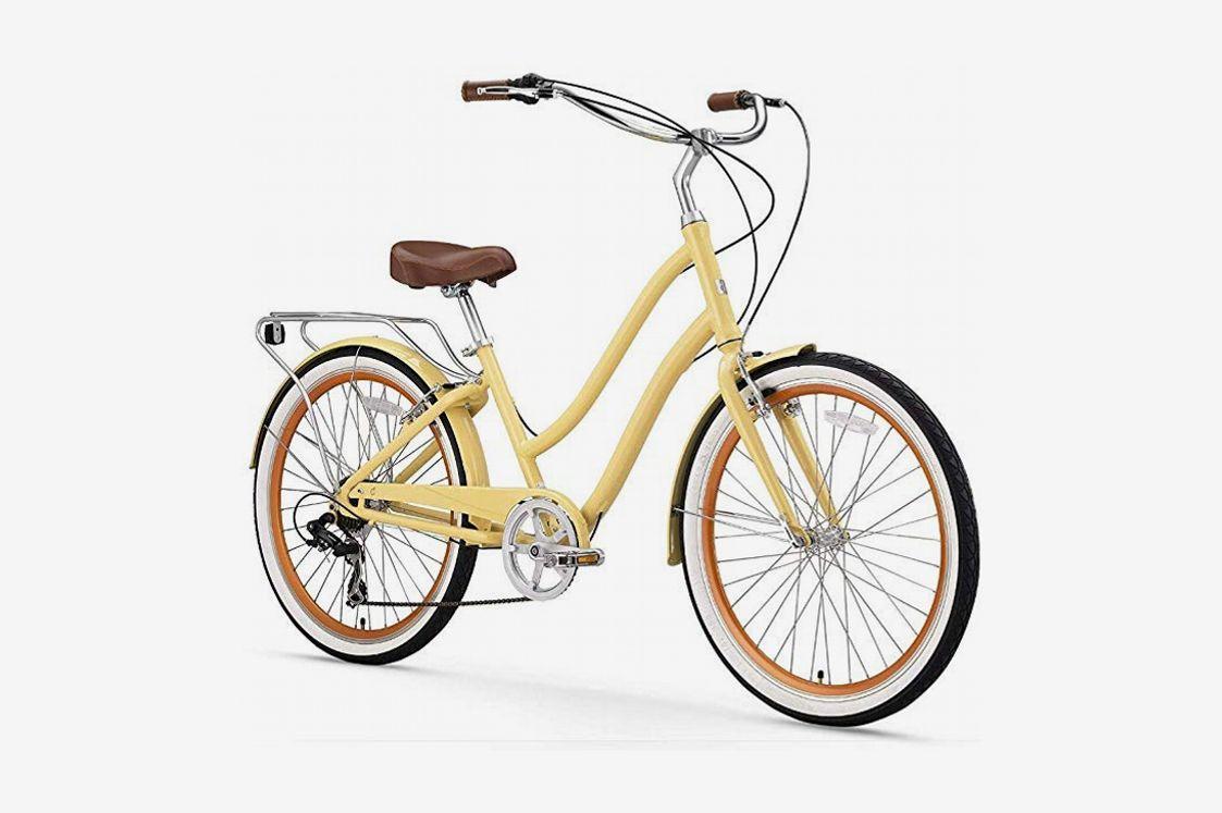 Sixthreezero EVRYjourney Women's Step-Through Alloy Hybrid Cruiser Bicycle