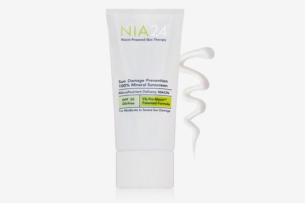 Nia 24 Sun Prevention 100 Percent Mineral Sunscreen SPF 30