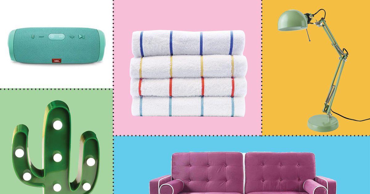 Dorm-Room Décor Ideas for Back to School 2017
