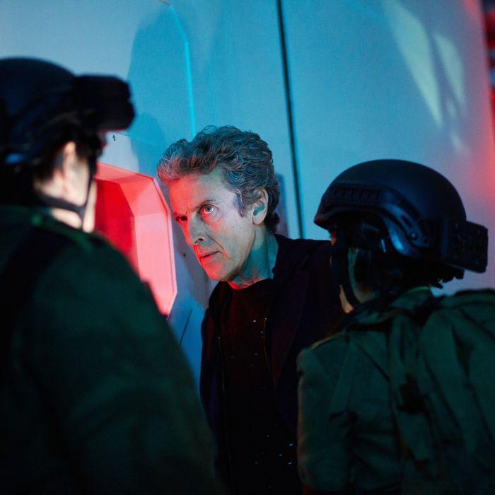 Doctor Who S9 Ep9 Sleep No More