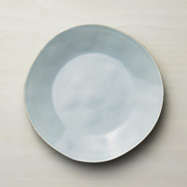 Marin Blue Dinner Plate & 21 Best Basic-But-Cool Ceramic Plates and Tableware u2014 2018
