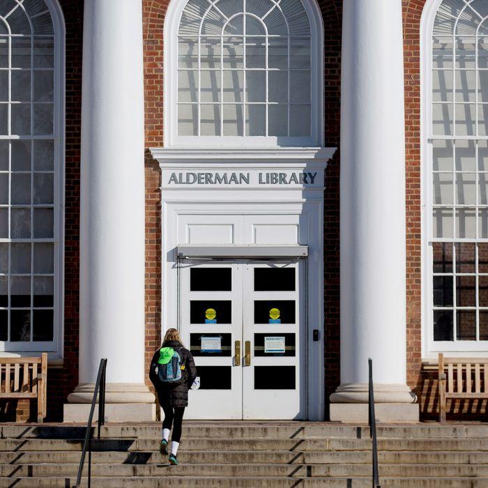 The University of Virginia.