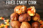 World Decides Deep-Fried Candy Corn Is One Step Too Far
