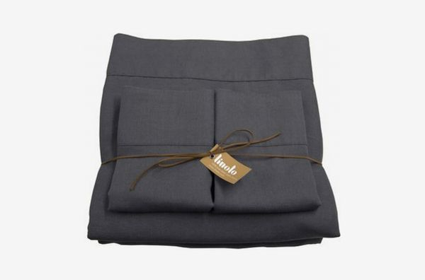 Linoto 100% Pure Linen Sheet Set