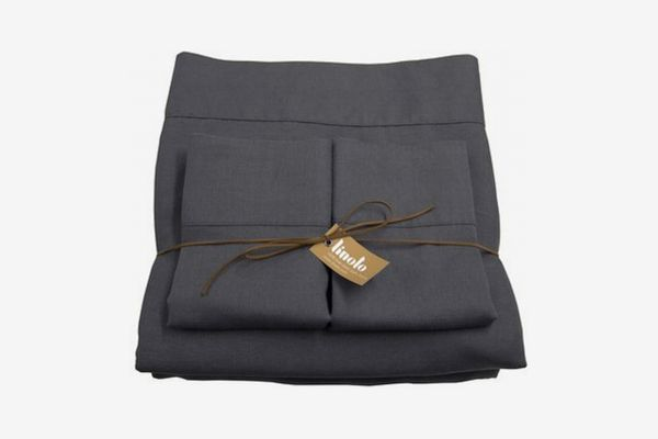 Linoto 100% Pure Linen Sheet Set