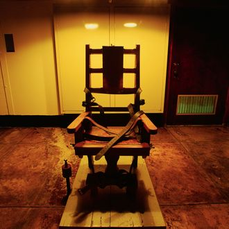 Virginia's Electric Chair