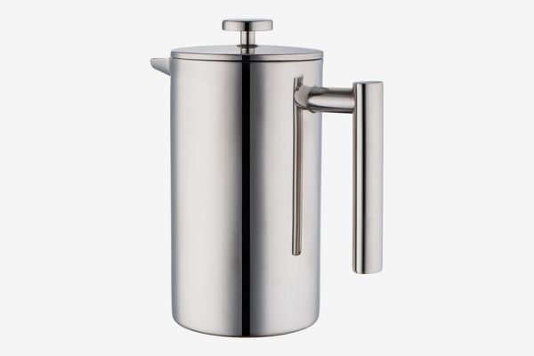 MIRA Stainless Steel French Press Coffee Maker
