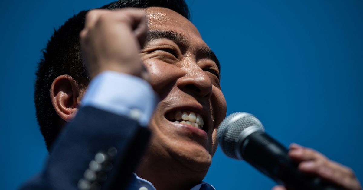 Andrew Yang Pledges to Continue Making Hacky Asian Jokes