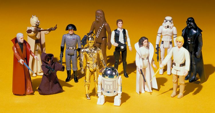 Kenner Star Wars Toys : Collectors on rare star wars toys they covet vulture
