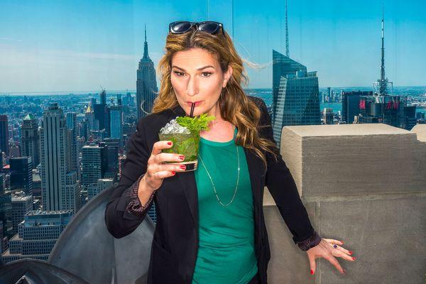 Ana Gasteyer Loves a Good Mint Julep