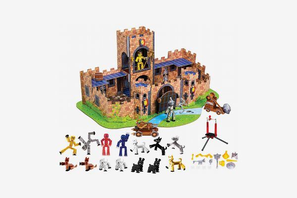 Stikbot Movie Deluxe Set - Castle