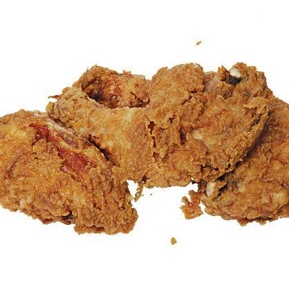 The Redhead's Buttermilk Fried Chicken.