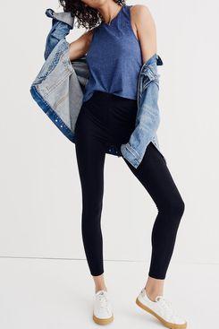 Madewell High-Rise Knit Leggings