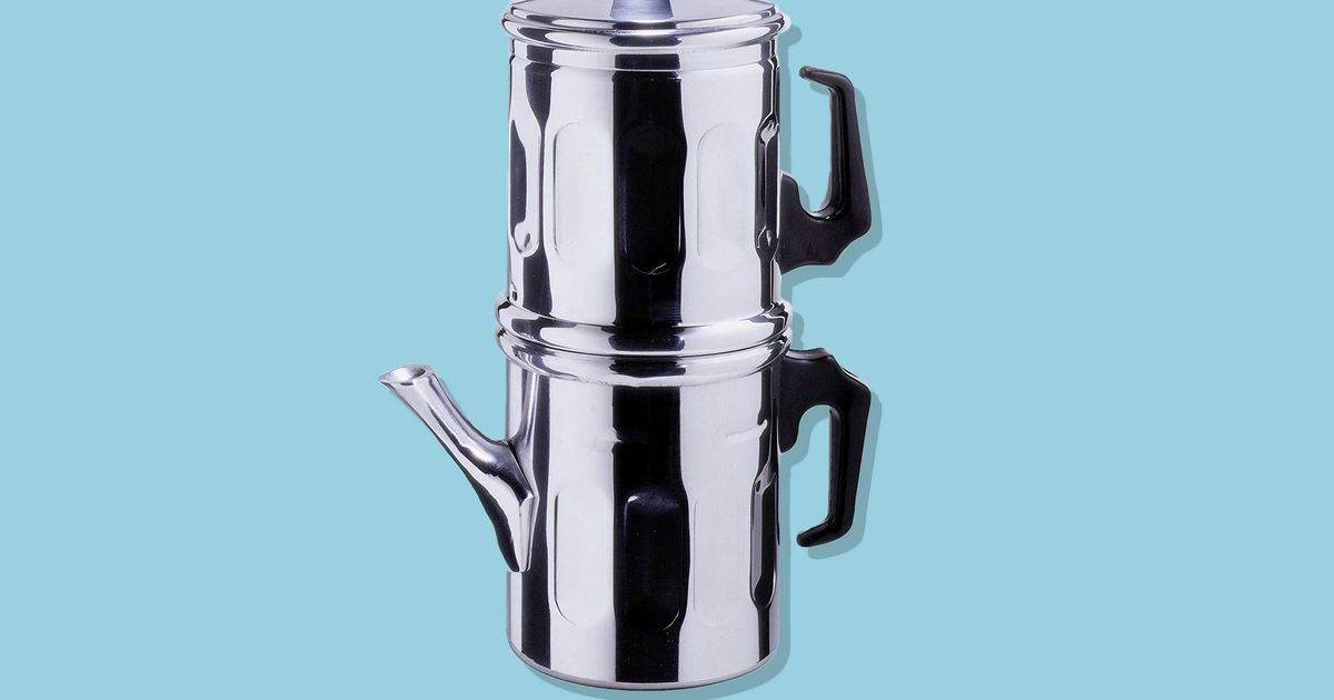 This Funny French Gadget Makes the Best Coffee I've Ever Had at Home