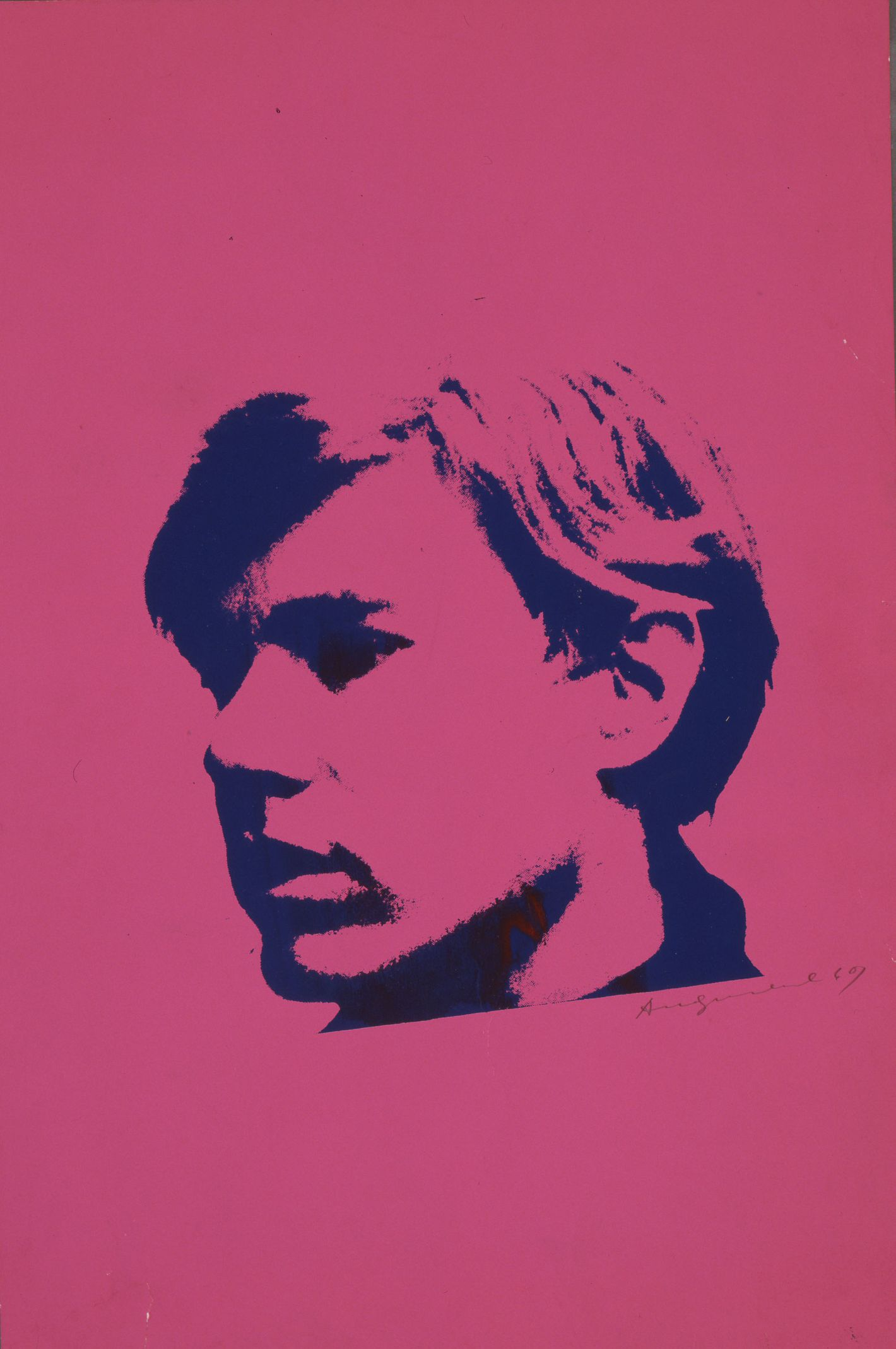 Cached Andy warhol type photos
