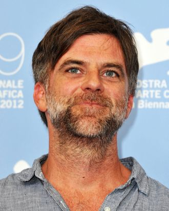 VENICE, ITALY - SEPTEMBER 01: Director/writer Paul Thomas Anderson attends