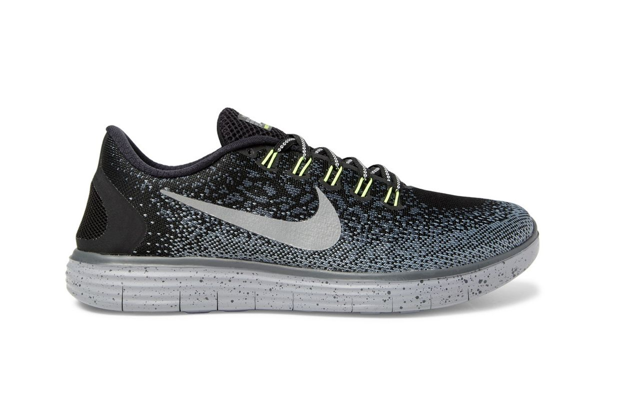 Nike Free Running Mesh Sneakers