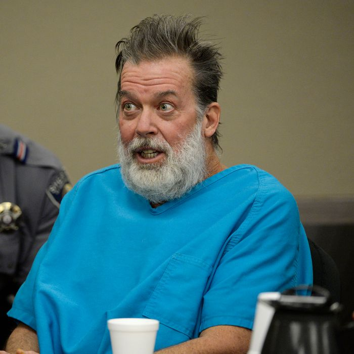 Robert L. Dear, Jr. Photo: Andy Cross-Pool/Getty Images